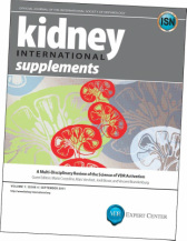 Supplement to Kidney International